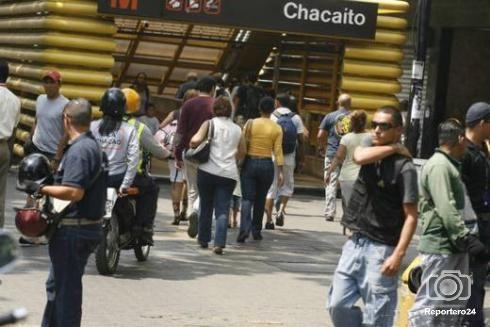 Metro: Cinco estaciones son consideradas de peligrosas | Reportero24