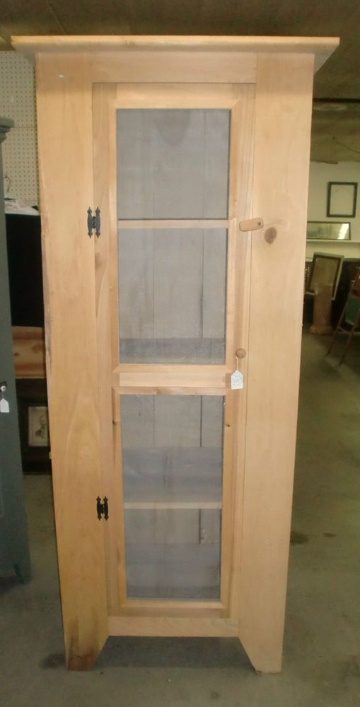 wood kitchen pantry cabinet cut unfinished wood country kitchen pantry 1596