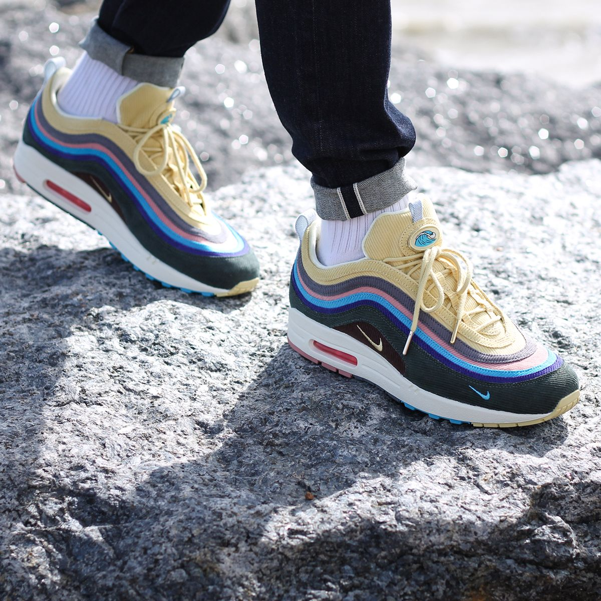 sean wotherspoon air max 97 outfit