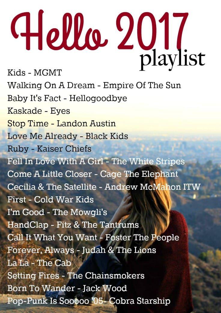 2017 Music Playlist | Songs | Zene