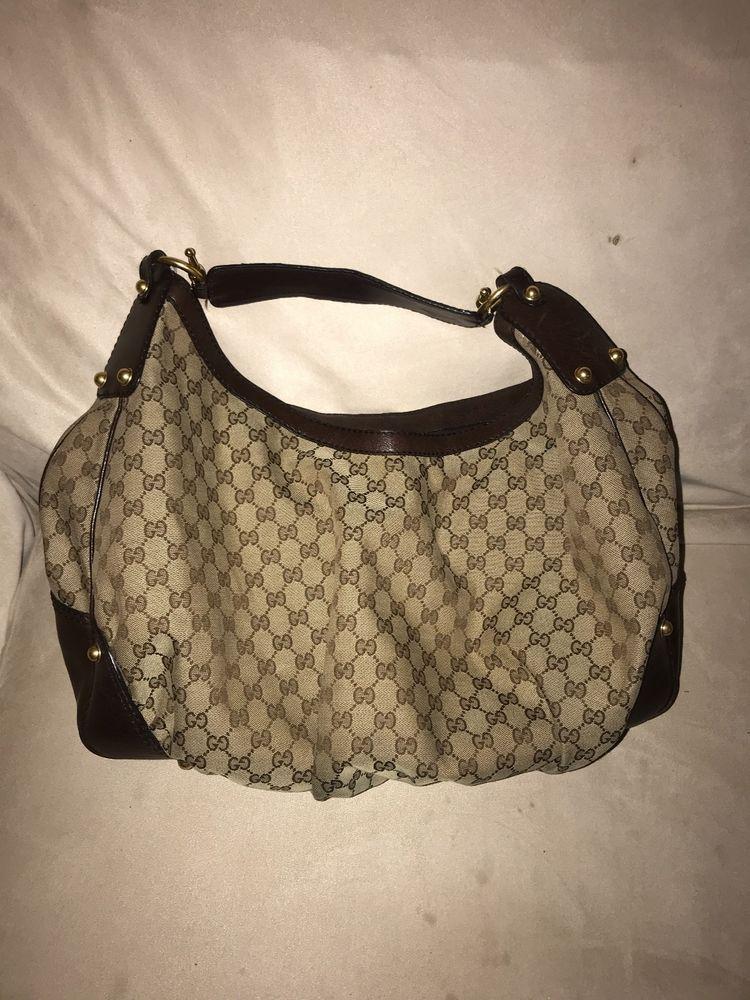 741694bd90a Gucci Large Jockey Hobo Beige Canvas Bag  fashion  clothing  shoes   accessories  womensbagshandbags  seemoreguccilargejockeyhobobeigecanvasbag  (ebay link)