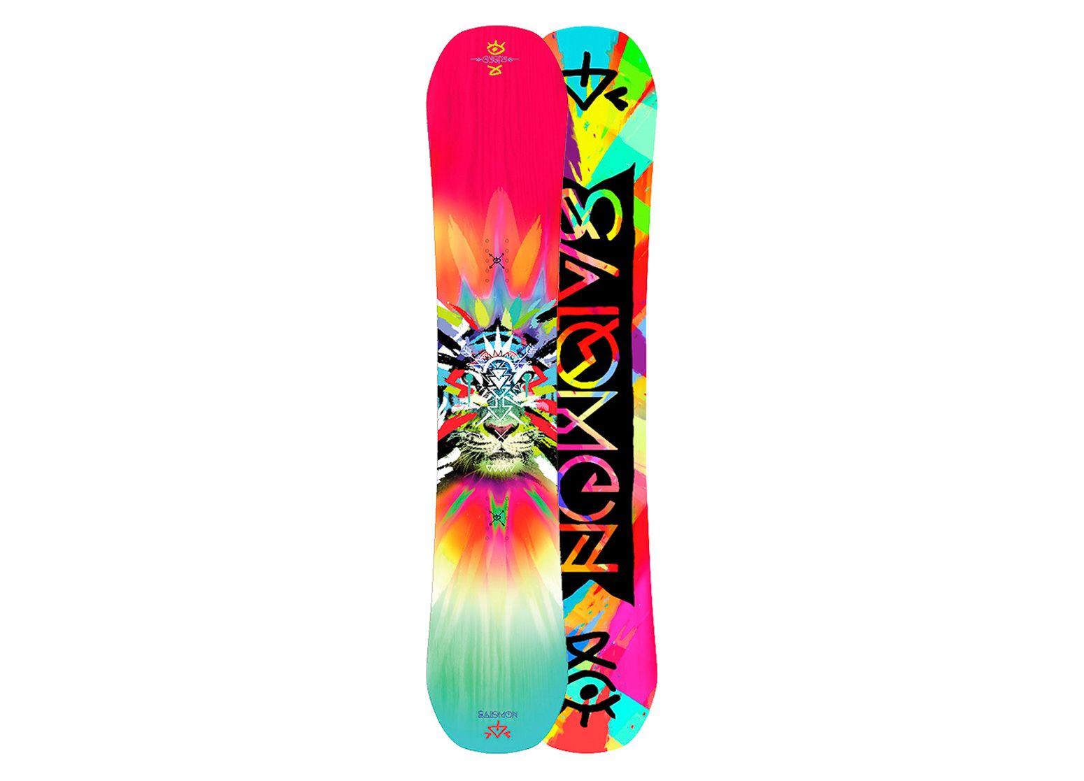 2015 womens ski reviews - Salomon Gypsy 2015 2016 Women S Snowboard Review Whitelines Snowboarding