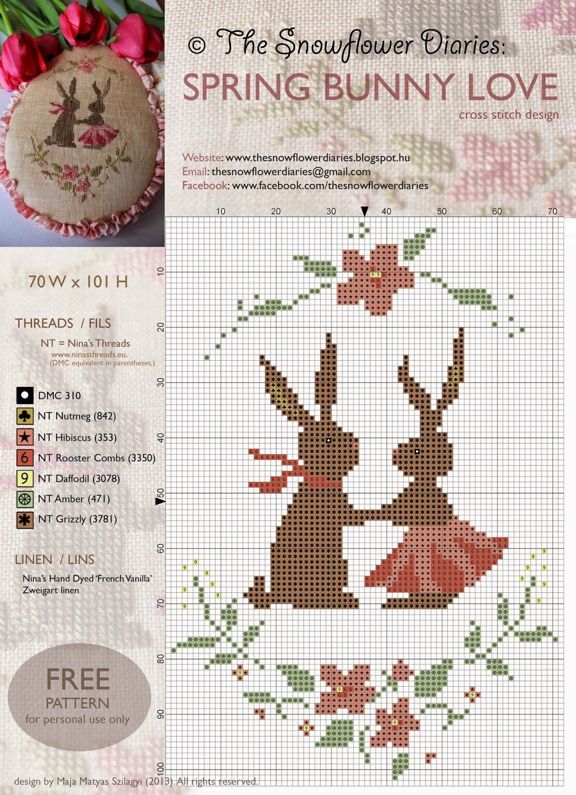 Photo of The Snowflower Diaries: Free pattern update and planning 2015, thanks so for pin…