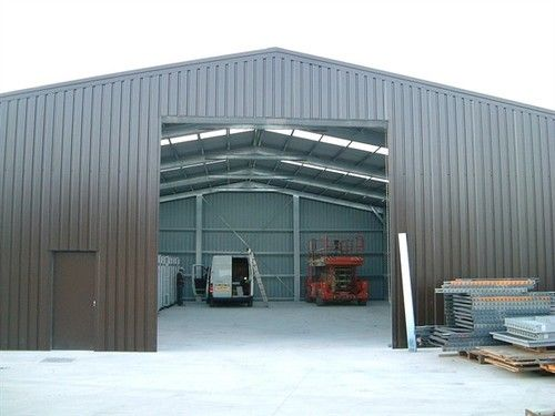 Warehouse Construction In Dubai Uae With Rich Experience And In Depth Domain Knowledge We Steel Structure Construction Design Steel Structure Buildings
