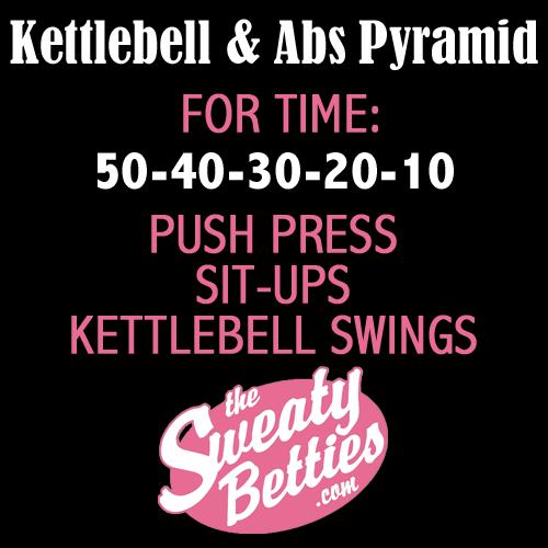 Sweat Wow Killer Kettlebell Workout: Best 25+ Pyramid Workout Ideas On Pinterest