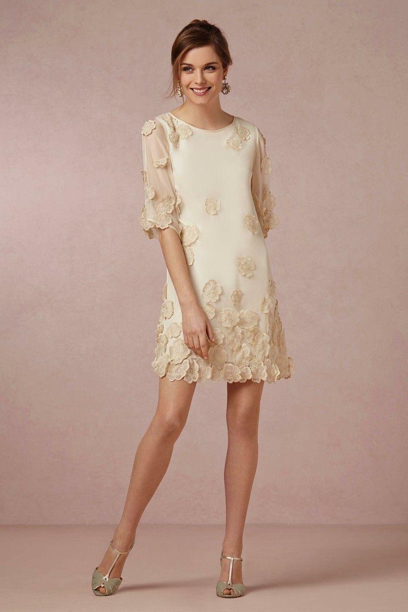 Bhldn gardenia dress my dream wedding pinterest gardenias