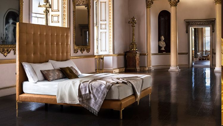 12 Luxury Bed Designers - The world's best.