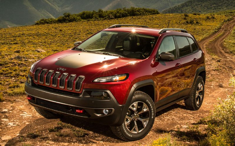 f Road Test Review – 2014 Jeep Cherokee Trailhawk Some Tough