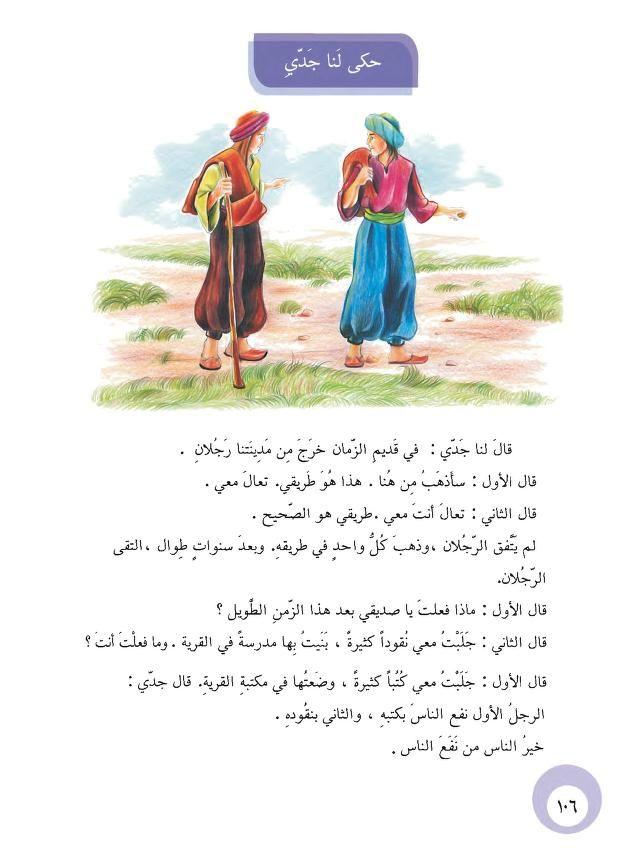 من حكايات الجد Learning Arabic Arabic Language Learn Arabic Language