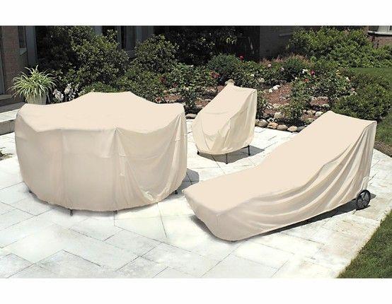 Pin On Dayva International, Round Patio Furniture Covers With Umbrella Hole