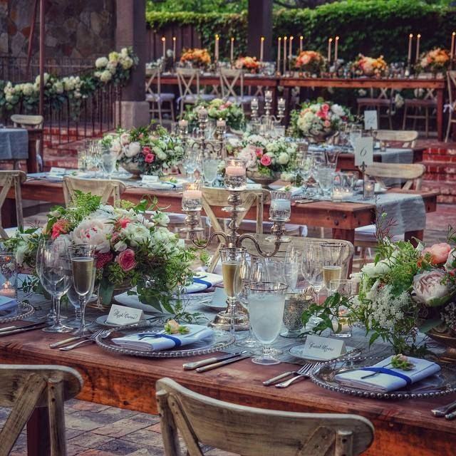 Tuscany Wedding Classic Event And Tent Rental Wedding Reception