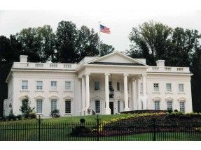 Build your own White House lol