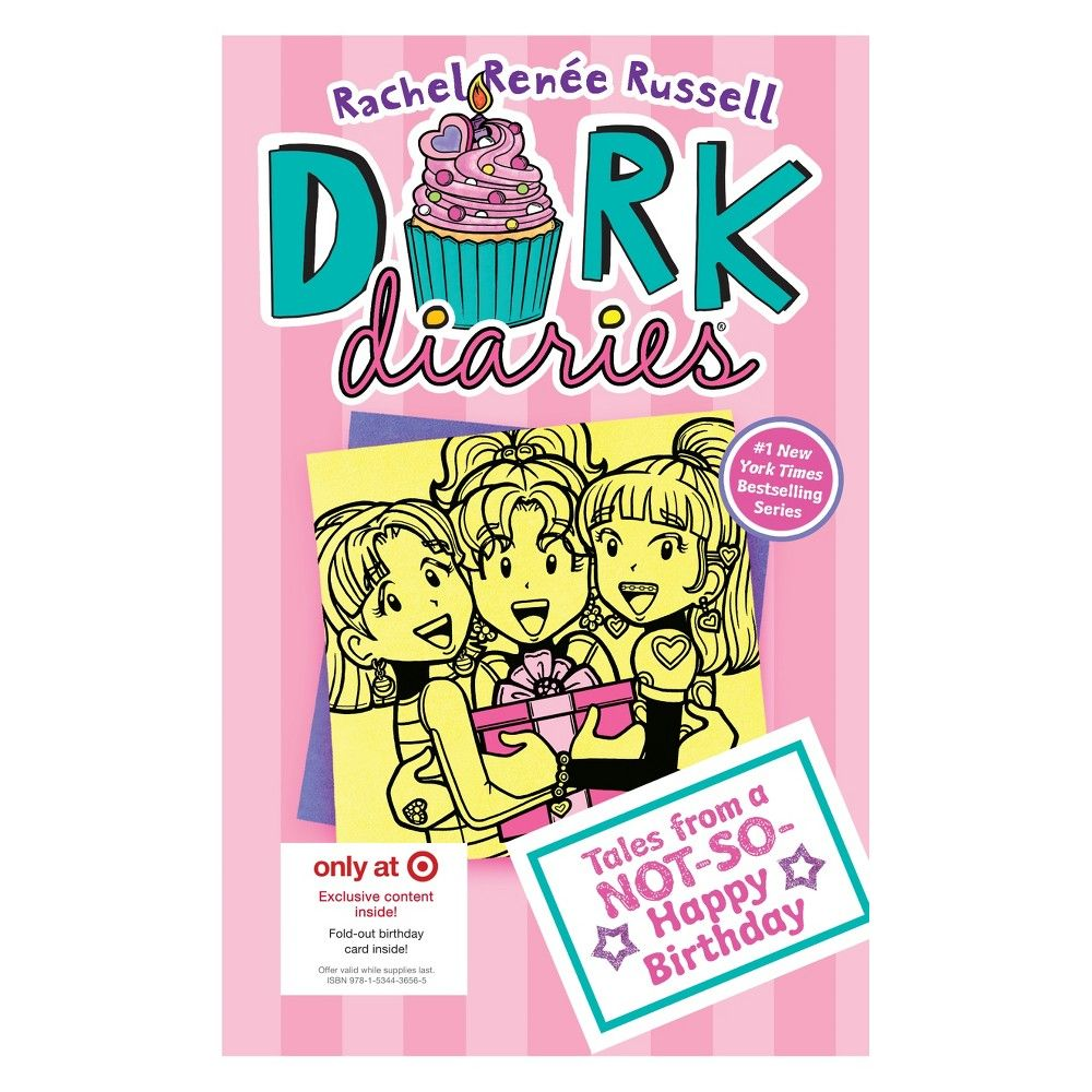 Dork diaries 13 target exclusive edition by rachel renee