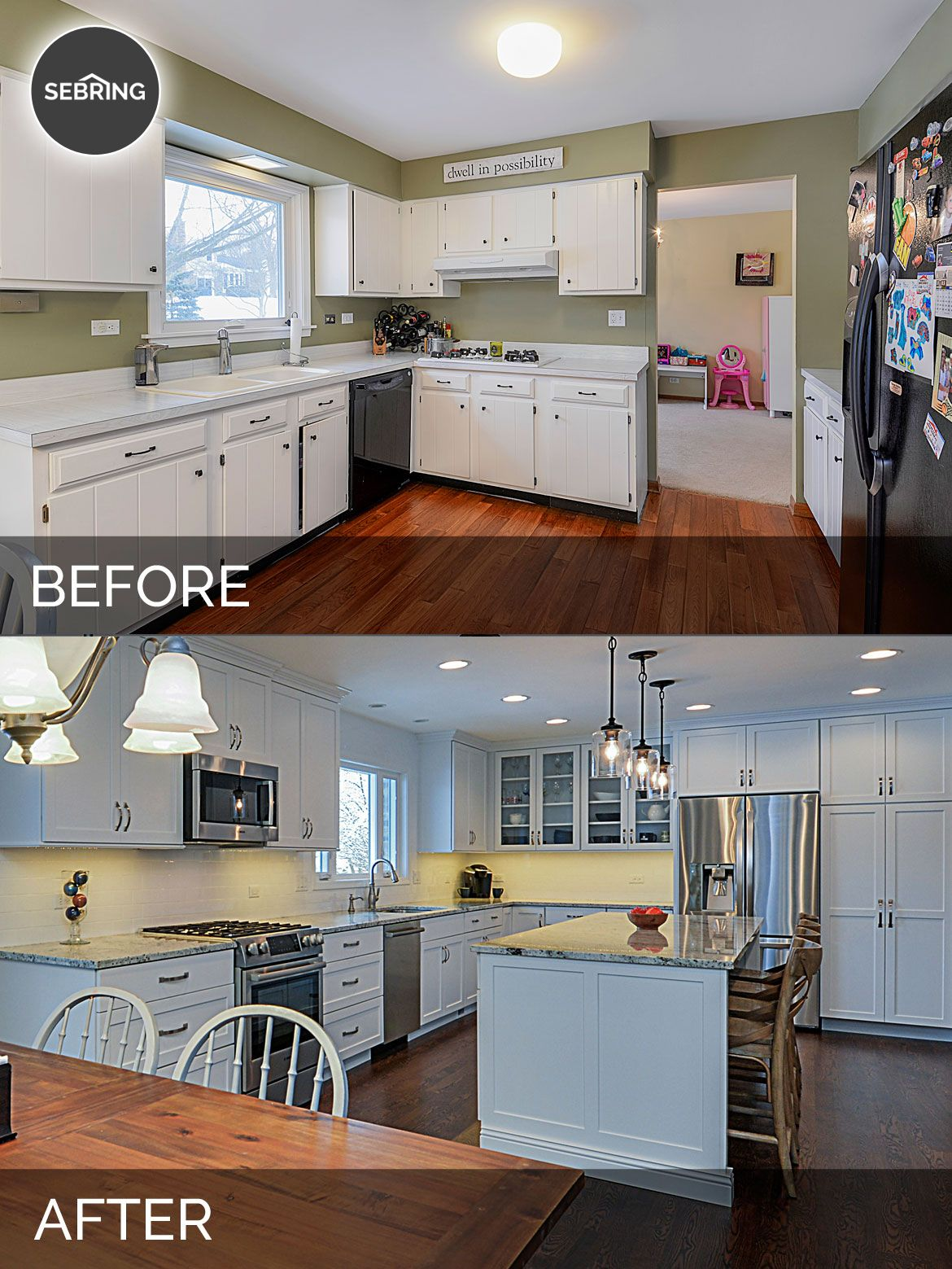 Ryan Missy S Kitchen Before After Pictures Home Remodeling