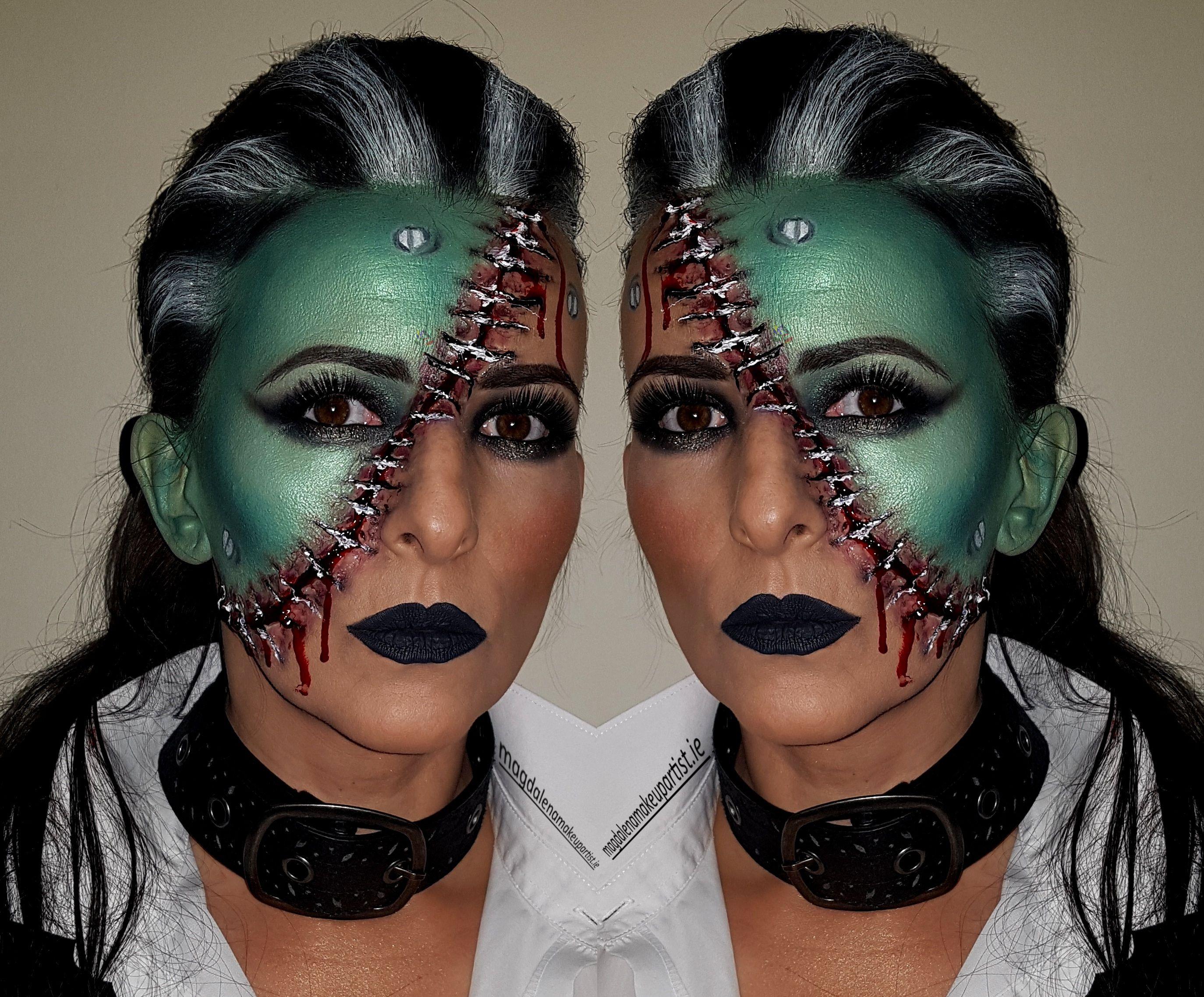 Halloween Halloween, Halloween makeup