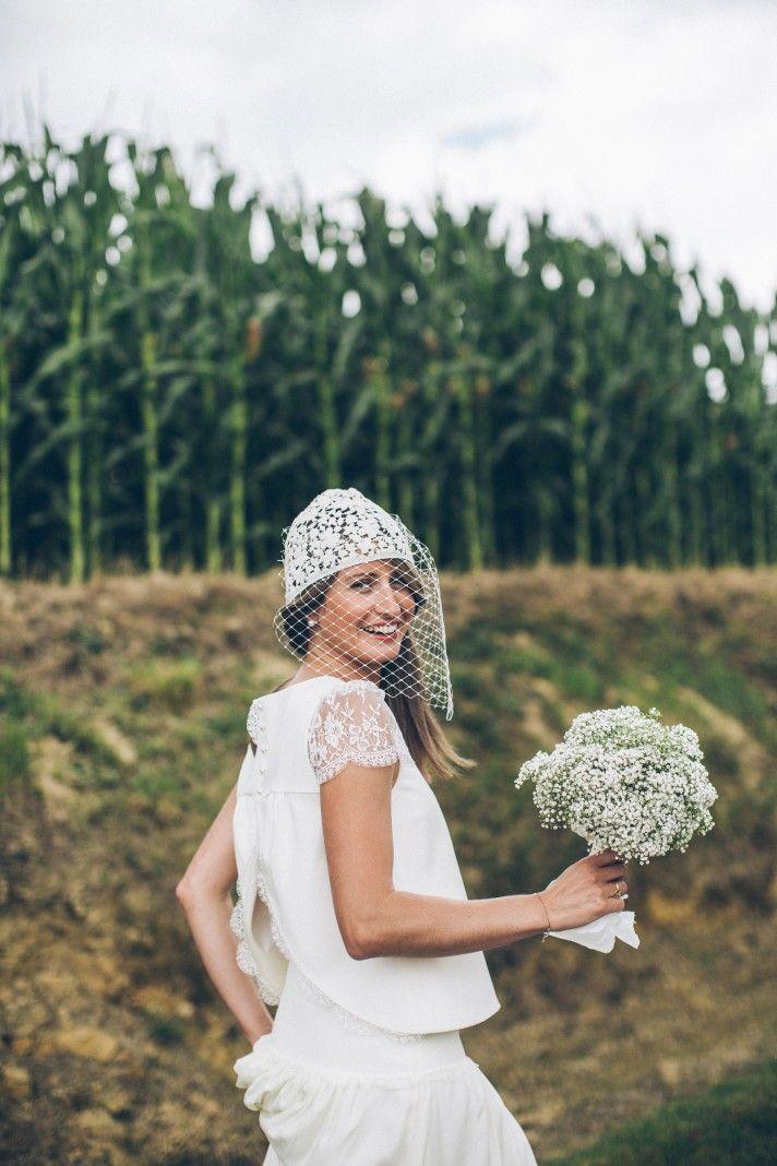Cyrielle + Charles Un mariage dans les landes Le Blog de