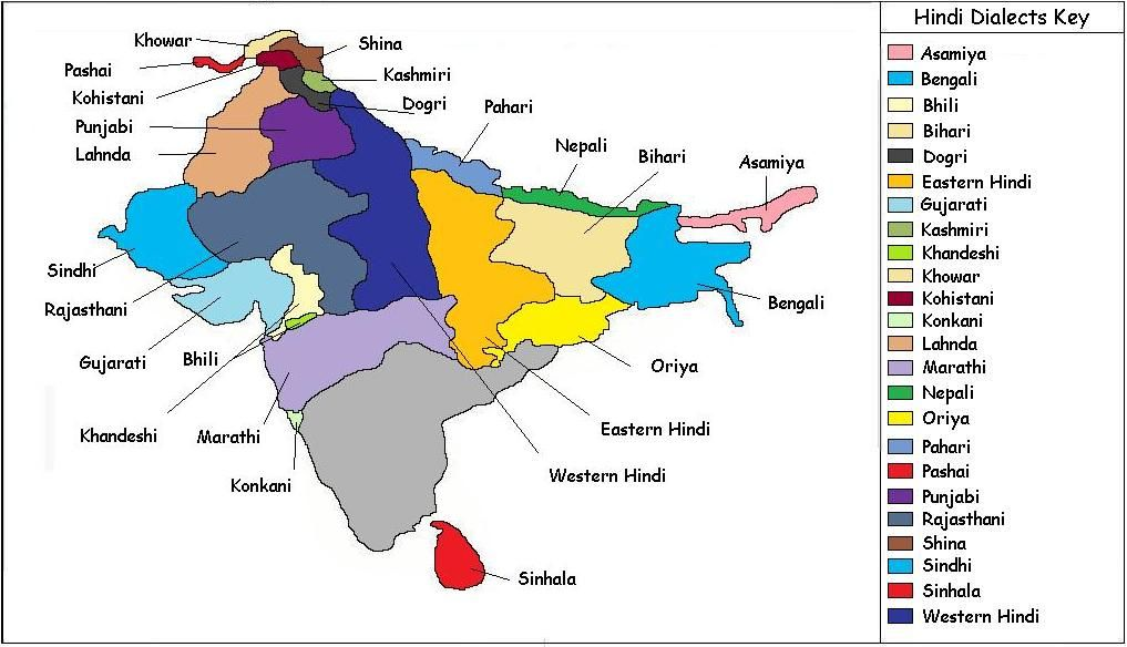 Im Pretty Sure Most If Not All Of These Are Languages Not - World map marathi language
