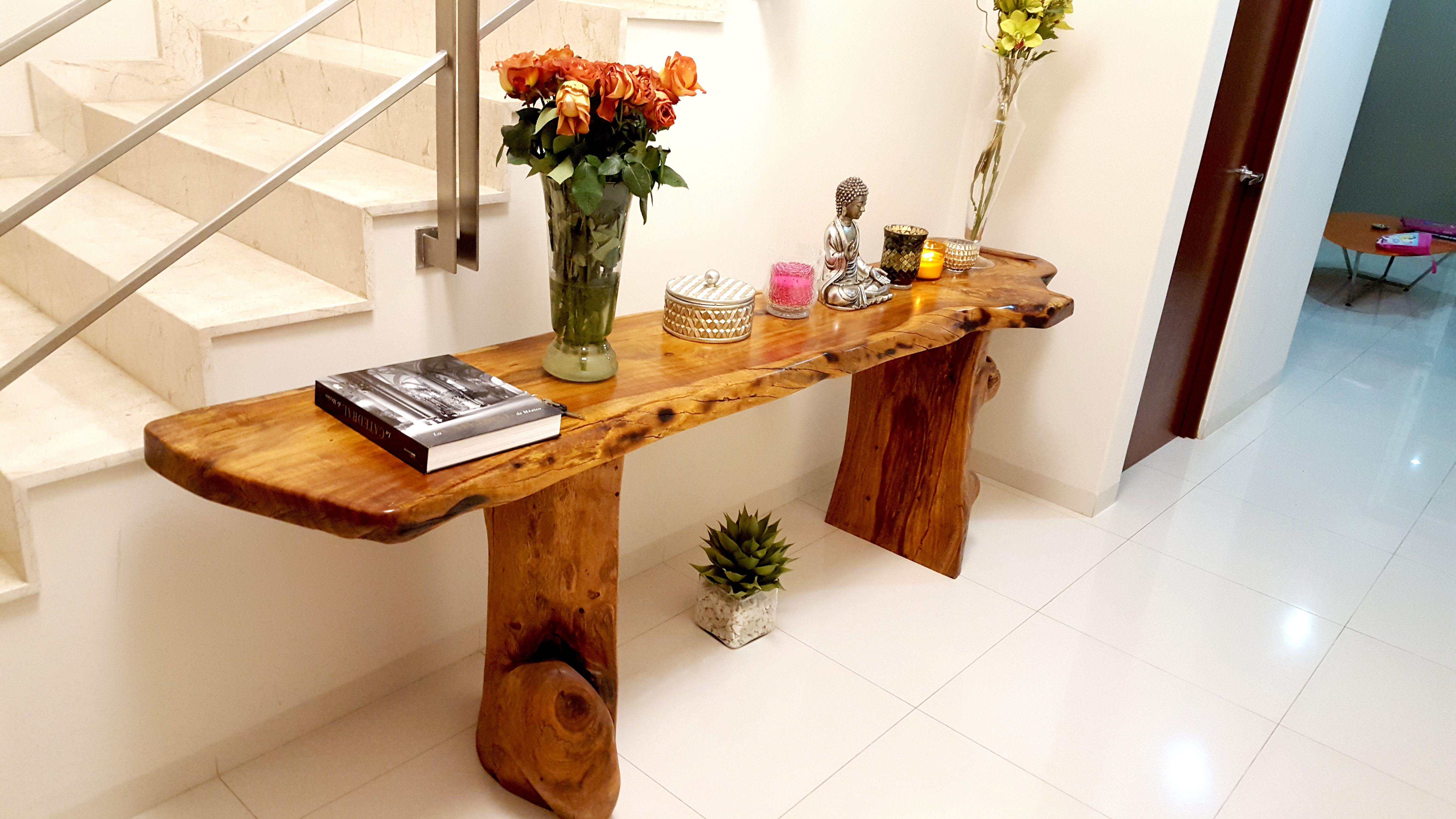 Credenza De Madera Rustica : Credenza ideal para recibidor muebles rusticos solo en