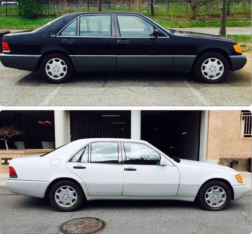 Gt Speed سعر لا يعقل لسيارتي مرسيدس بنز اس كلاس 1992 1994 جديدتين Mercedes Benz Benz Mercedes Benz Models