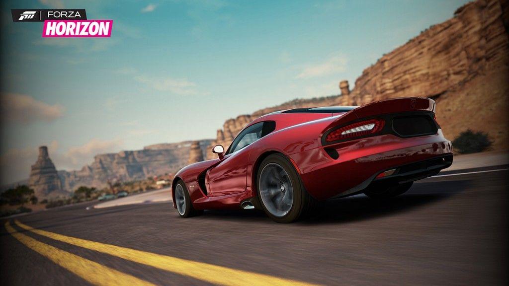 Forza Horizon: New Screenshot