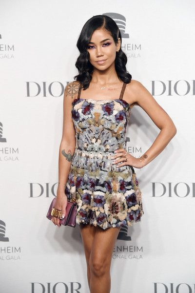 Jhene Aiko Photos Photos: 2018 Guggenheim International Gala Pre-Party, Made Possible By Dior #jheneaiko Jhene Aiko Photos - Jhene Aiko attends the 2018 Guggenheim International Gala Pre-Party made possible by Dior at Solomon R. Guggenheim Museum on November 14, 2018 in New York City. - 2018 Guggenheim International Gala Pre-Party, Made Possible By Dior #jheneaiko