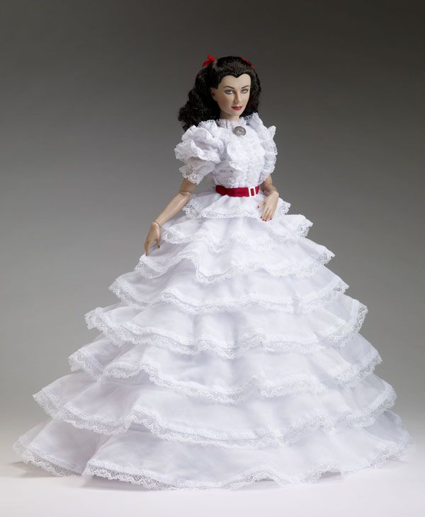 Gone With The Wind Scarlett O'Hara Tonner Doll