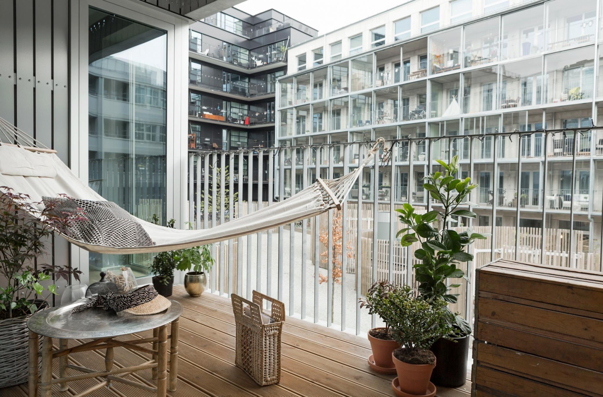 Balconi e terrazzi, vivere all\'aperto per la bella stagione ...