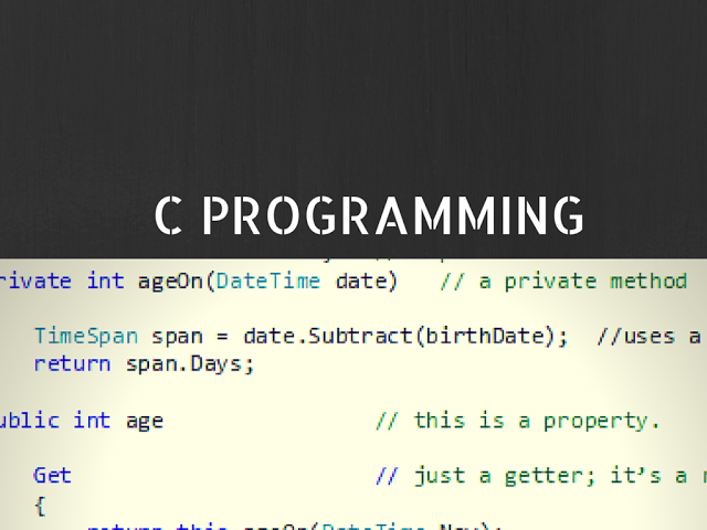 The Best Way To Learn C Programming Language | FromDev | C