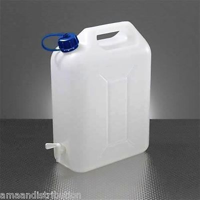 Water Storage Containers 10l Ltr Litre Carrier Tap Spout Food Grade Jerry Can Water Butts Water Water Storage Containers Plastic Water Containers Jerry Can