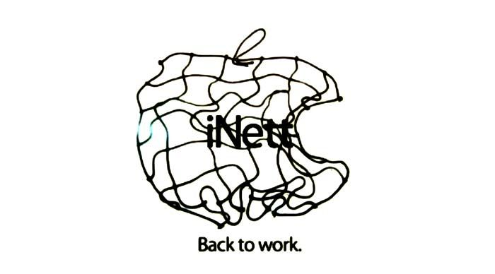 Apple introduces a sleek, elegant solution to an all-too-common problem in the Chinese workplace.