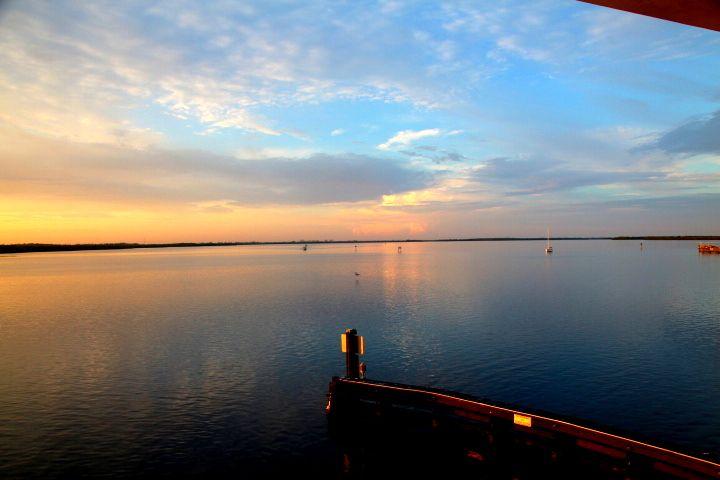 Sunrise Florida Coastal Photography By Cornelia Fischer