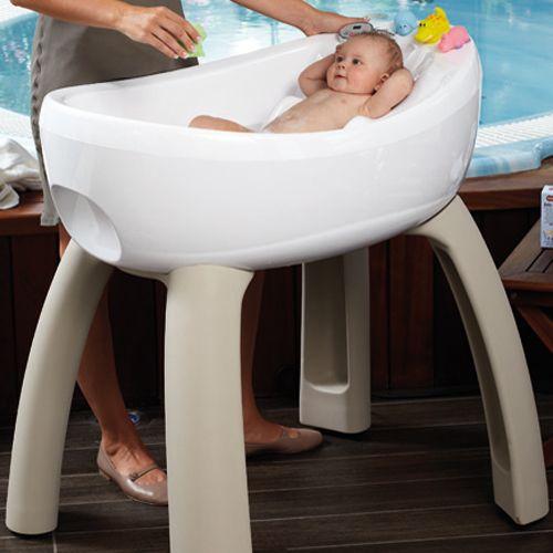 Onda Luxy Bubbles The Luxury Baby Whirlpool Bathtub Enfant