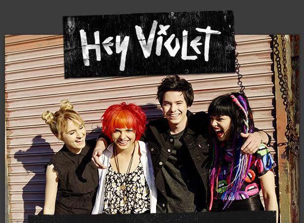 Hey Violet is Miranda Miller, Nia Lovelis, Casey Moreta, and Rena Lovelis