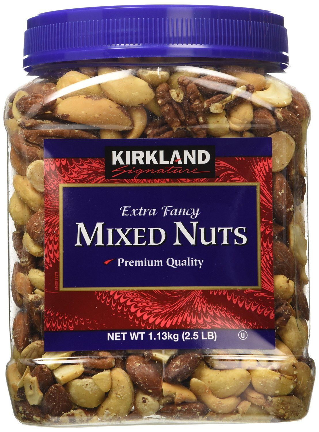 Signature's Kirkland Fancy Mixed Nuts, 40 Ounce Read