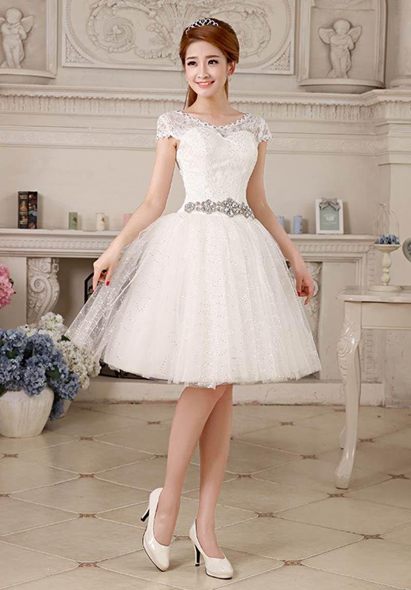 Beautiful Handmade Bride Gown