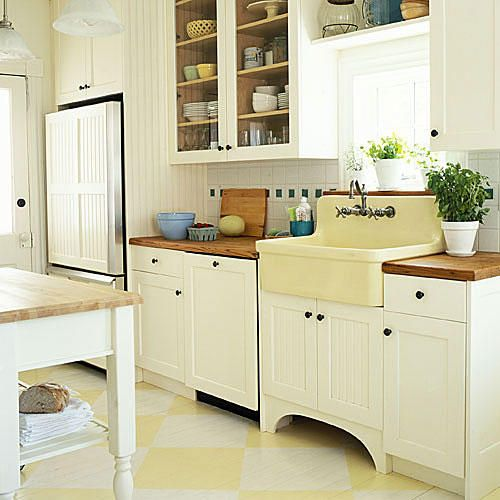 Stylish Vintage Kitchen Ideas #freshkitchenideas