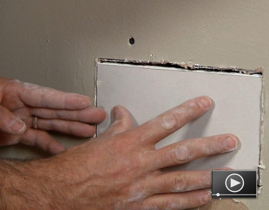 How To Repair Drywall Diy Home Repair Home Repair Spa Treatments