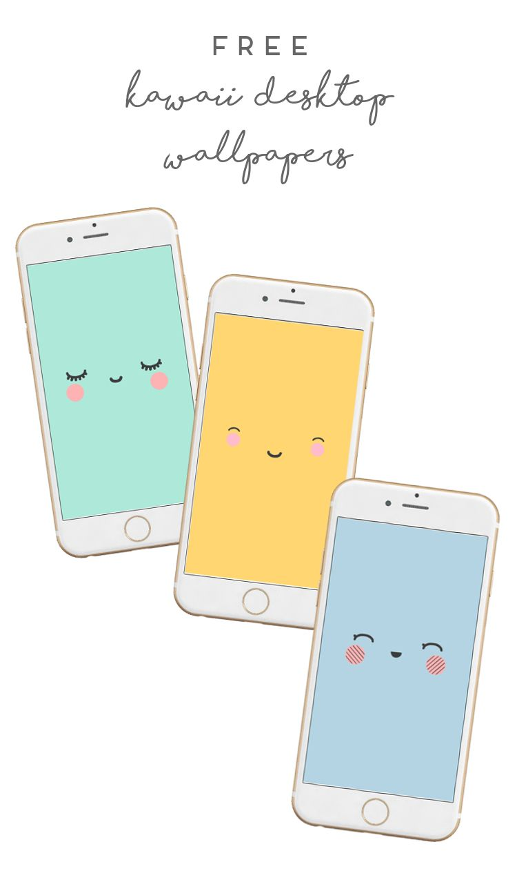 Free Kawaii Inspired Wallpapers For Your Desktop Or Phone Gathering Beauty Wallpaper Iphone Wallpaper Kawaii Valentine