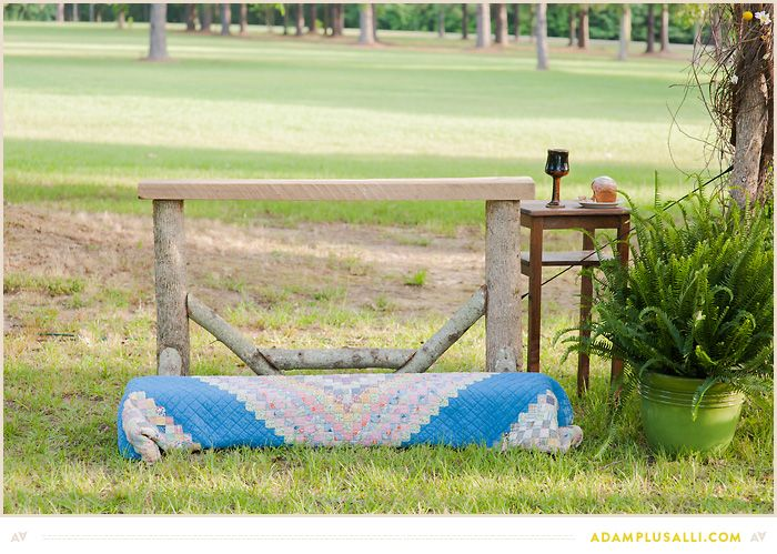 Surprising Have Communion At Your Outdoor Ceremony Homemade Kneeling Uwap Interior Chair Design Uwaporg
