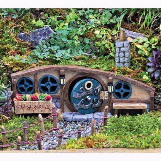 Outdoor Fairy House, Fairy Garden House, Fairy Garden Accessories