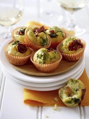 mini muffins mit spinat rezept brot fladen quiche pinterest spinat spinat rezepte und. Black Bedroom Furniture Sets. Home Design Ideas