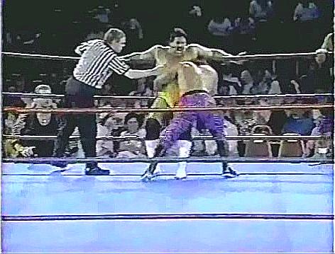 Pin On Jobber Wrestler Pete Sanchez