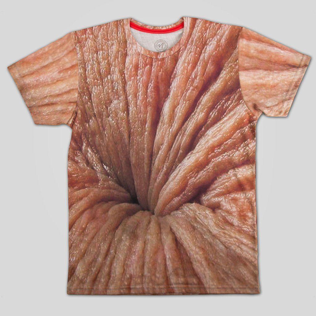 secret - Butthole T-Shirt