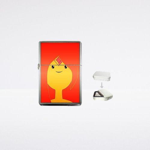 Adventure Time Inspired Finn Flip Top Zip Lighter Adventure Time Adventure Fire Princess