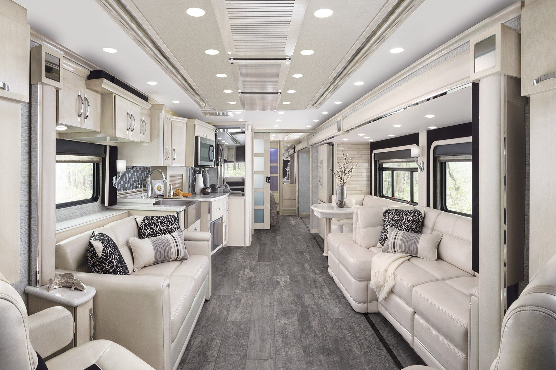 King Aire motor coach gallery Newmar Luxury rv, Luxury