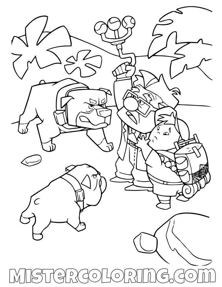 Up Coloring Pages For Kids Mister Coloring Coloring Pages Coloring Pages For Kids Coloring Sheets For Kids