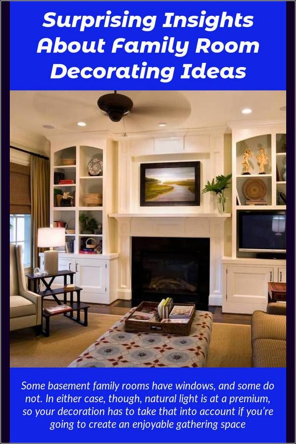 Family Room Decorating   Possess A Smooth Interior ...