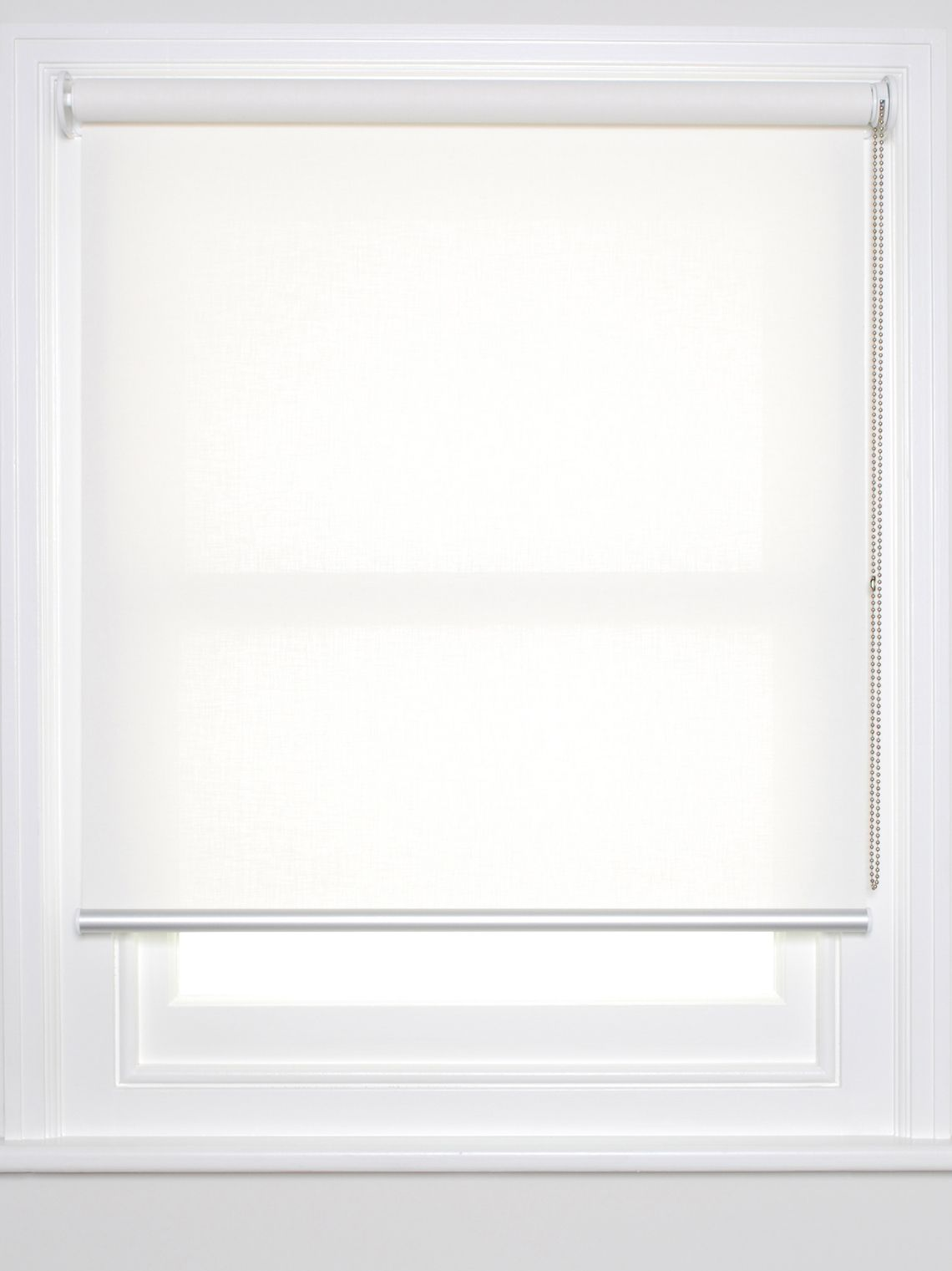 Sunscreen Roller Blind In Ivory Colour From The Blind Shop