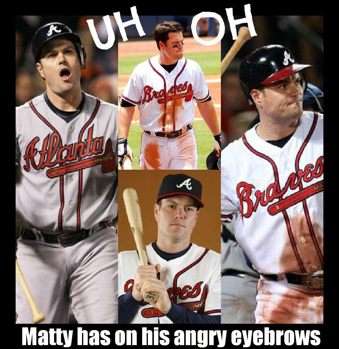 Like A Boss With Images Braves American Baseball League Atlanta Braves