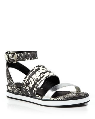 Pour La Victoire Flat Sandals - Sabina - Bloomingdale's Exclusive | Bloomingdale's